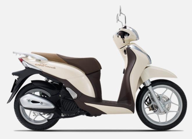 2019 Honda SH Mode về đại lý, đề xuất từ 51,69 triệu đồng 1546553282