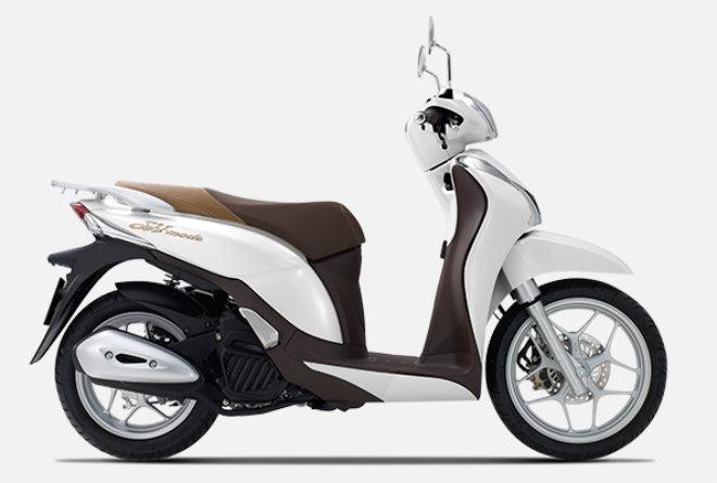 2019 Honda SH Mode về đại lý, đề xuất từ 51,69 triệu đồng 1546553283