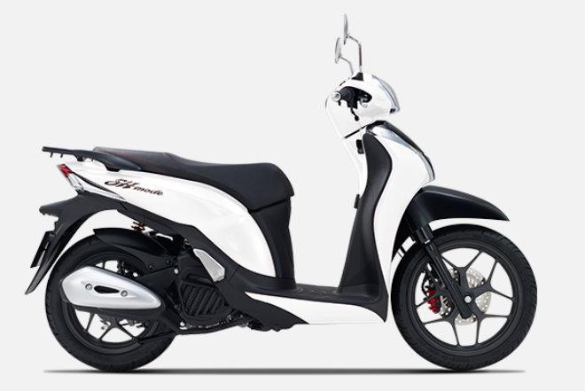 2019 Honda SH Mode về đại lý, đề xuất từ 51,69 triệu đồng 1546553284