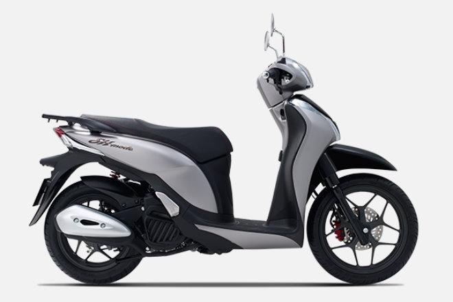 2019 Honda SH Mode về đại lý, đề xuất từ 51,69 triệu đồng 1546553285