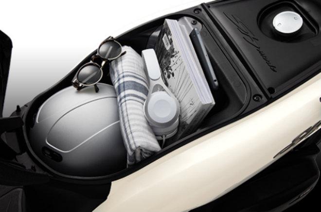 2019 Honda SH Mode về đại lý, đề xuất từ 51,69 triệu đồng 1546553286