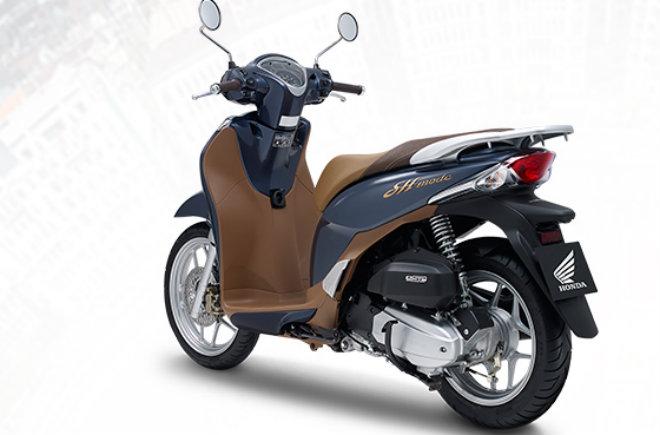 2019 Honda SH Mode về đại lý, đề xuất từ 51,69 triệu đồng 1546553287
