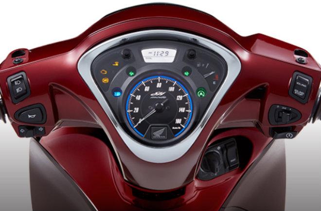 2019 Honda SH Mode về đại lý, đề xuất từ 51,69 triệu đồng 1546553288