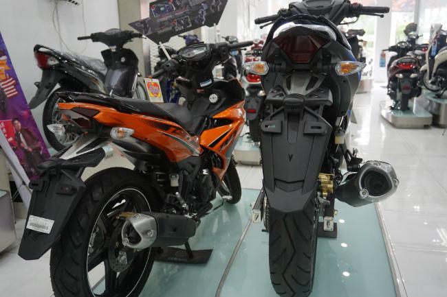 Ảnh thực tế 2019 Yamaha Exciter RC tại đại lý, giá từ 47 triệu đồng 1546631416