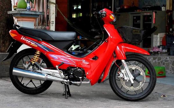 """Honda Wave 110 - Thú chơi """"vang bóng một thời"""" của thanh niên Việt 1546545442"""