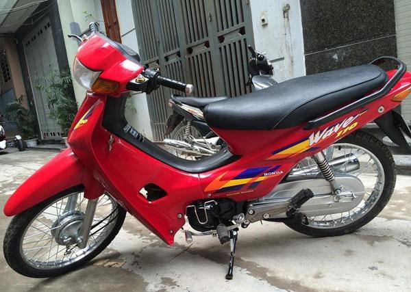 """Honda Wave 110 - Thú chơi """"vang bóng một thời"""" của thanh niên Việt 1546545443"""