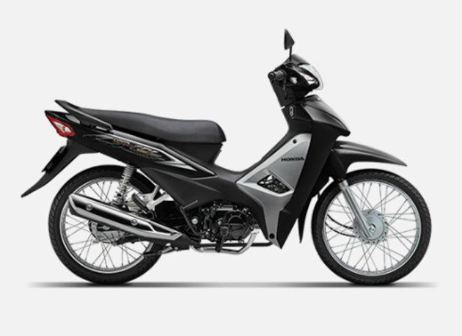 Honda Wave Alpha có 6 màu, chi tiết kỹ thuật, giá bán Wave Alpha 1546626843