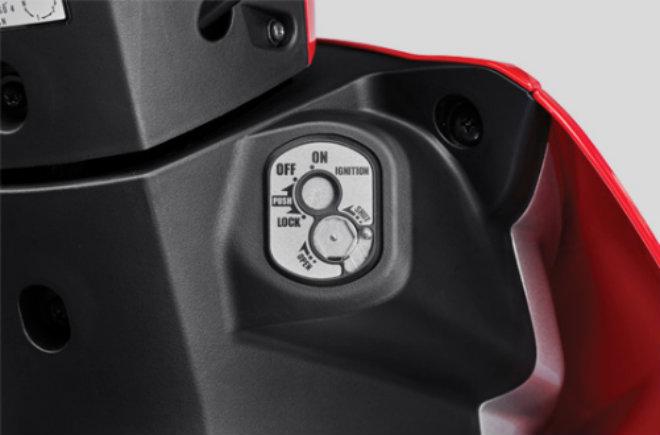 Honda Wave Alpha có 6 màu, chi tiết kỹ thuật, giá bán Wave Alpha 1546626844