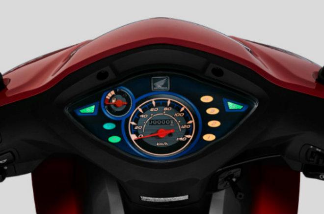Honda Wave Alpha có 6 màu, chi tiết kỹ thuật, giá bán Wave Alpha 1546626828