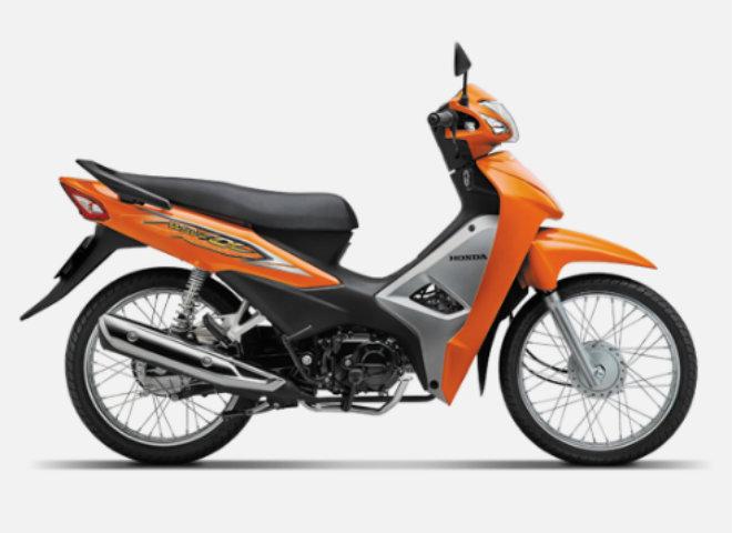 Honda Wave Alpha có 6 màu, chi tiết kỹ thuật, giá bán Wave Alpha 1546626829