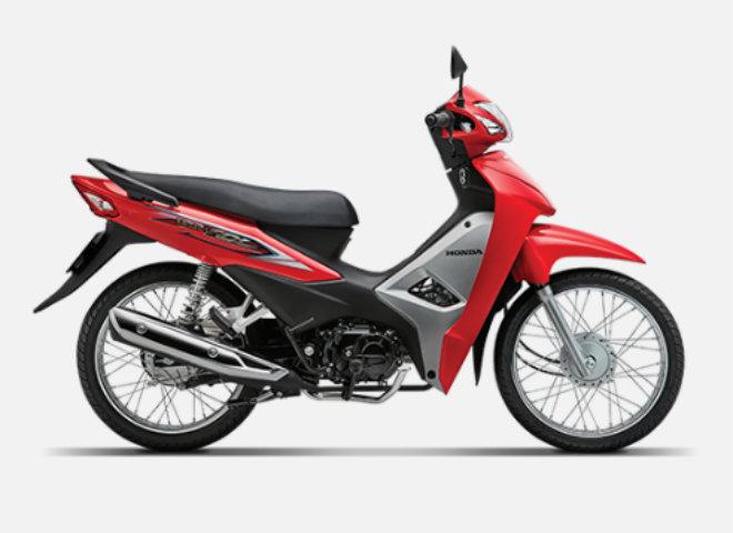 Honda Wave Alpha có 6 màu, chi tiết kỹ thuật, giá bán Wave Alpha 1546626830