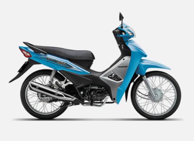 Honda Wave Alpha có 6 màu, chi tiết kỹ thuật, giá bán Wave Alpha 1546626831