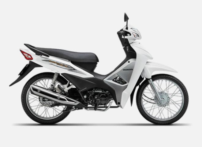 Honda Wave Alpha có 6 màu, chi tiết kỹ thuật, giá bán Wave Alpha 1546626841
