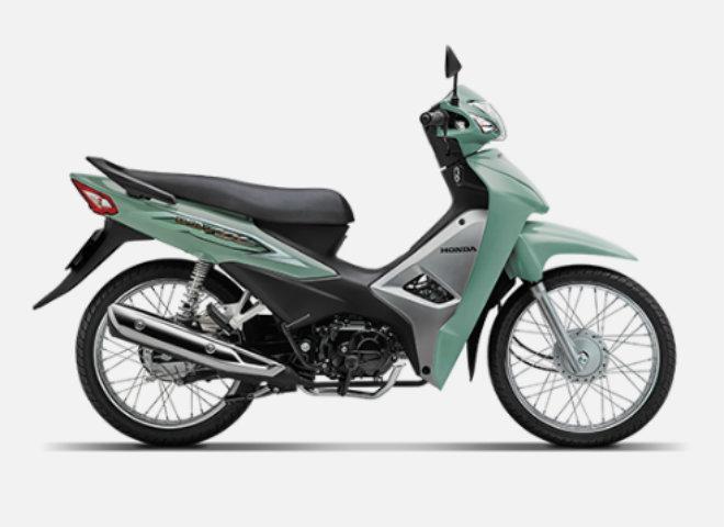 Honda Wave Alpha có 6 màu, chi tiết kỹ thuật, giá bán Wave Alpha 1546626842