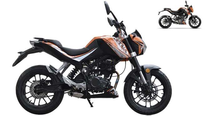 """Những mô tô nổi tiếng nào bị nhà sản xuất mô tô Trung Quốc """"sao chép""""? 1546553274"""