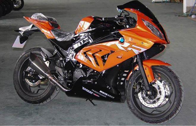 """Những mô tô nổi tiếng nào bị nhà sản xuất mô tô Trung Quốc """"sao chép""""? 1546553272"""